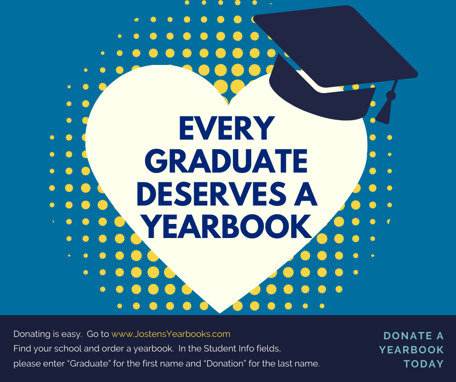Every graduate deserves a uearbook